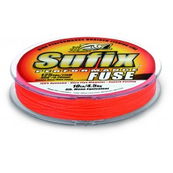 Sufix Performance Fuse Braid 25lb 250m Neon Fire Buy one Get One Free