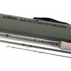 Daiwa Wilderness ST 4 Piece 9ft 6in Line 7 Fly Rod