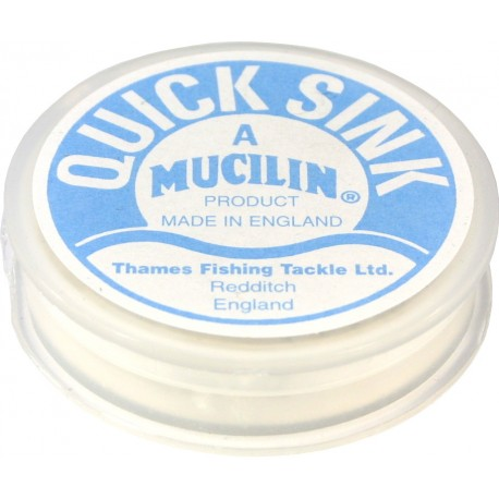 Blue Mucilin Quick Sink