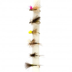 Snowbee River Dries Fly Selection
