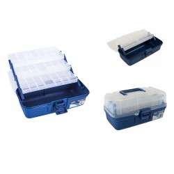 Jarvis Walker Clear Top Tackle Boxes