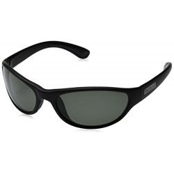Flying Fisherman Polarised Sunglasses Key Largo Black Amber