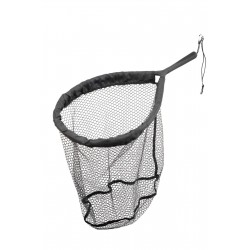 Savage Gear Pro Finezze Rubber Mesh Wading Net floating