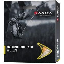 Greys Platinum Stealth Fly Line Floating
