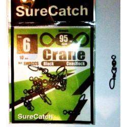 Surecatch Coastlock Swivels size 6
