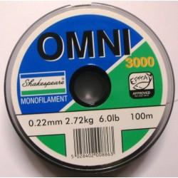 Shakespeare Omni 3000 Clear Nylon Leader