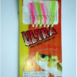 Surecatch Ultra Sabiki Multicolor Lumi Head