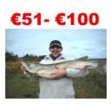 € 51 to € 100 Pike