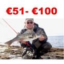 € 51 to € 100 Bass Lure Angler