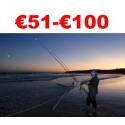 € 51 to € 100 Beach Angler