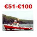 € 51 to € 100 Boat Angler