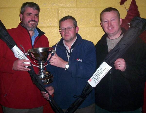 Henry, Brian Cooke and Tommy Fogarty