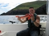 Rob Mc Cleans Gurnard from Kerry