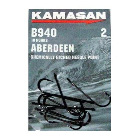 Kamasan B940 Aberdeen Sea Hook henrys