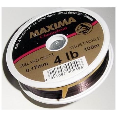 Maxima Chameleon Line 100m Nylon Mono henrys