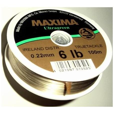 Maxima Ultragreen line 100m henrys