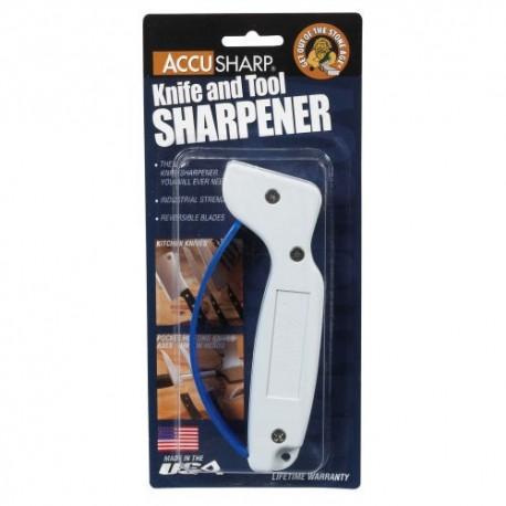 Accusharp Knife and Tool Sharpener henrys