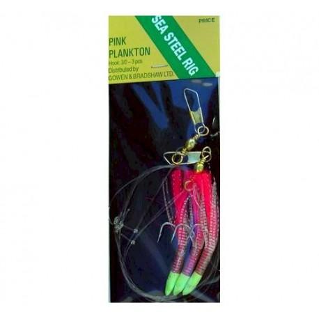 Gowen  and Bradshaw Glowhead Pink Plankton Rig henrys