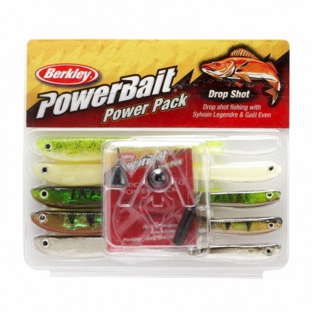 Berkley Drop Shot Power Pack henrys