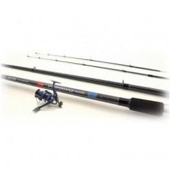 Silstar XP Feeder Rod  Silstar CYMA 130 Reel  Line