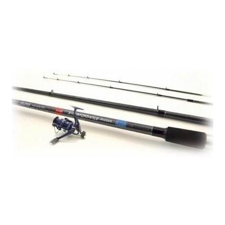 Silstar XP Feeder Rod Silstar CYMA 130 Reel Line henrys