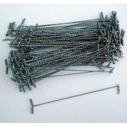 Twisted Wire Booms 6 inch 10 Pack