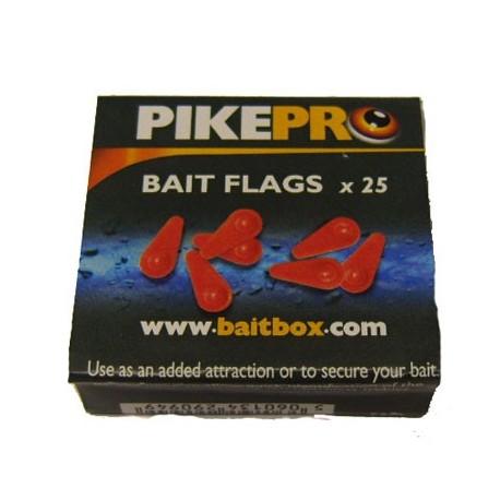 Pike Pro Bait Flags henrys