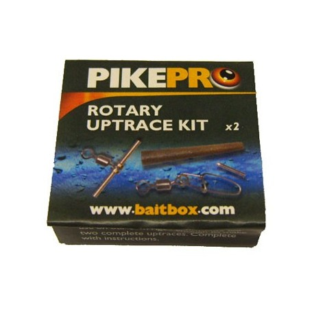 Pike Pro Rotary Up Trace Kit henrys