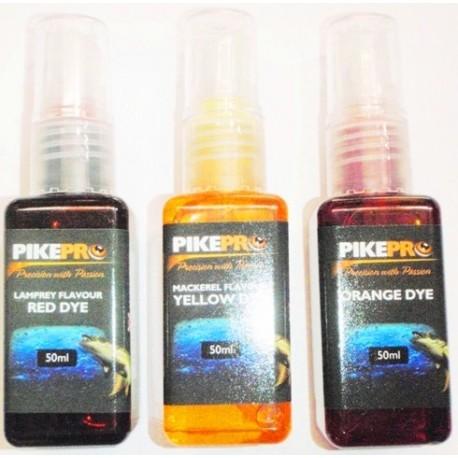 Pike Pro Deadbait Flavoured Dyes henrys