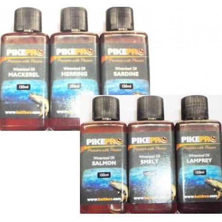 Pike Pro Winterized Pike Oils henrys