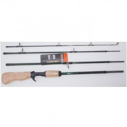 Rovex John Wilson Six Shooter Travel Rod