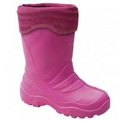 Lemigo Childrens EVA Thermal Featherweight Boot Pink