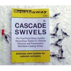 Breakaway Cascade Swivel