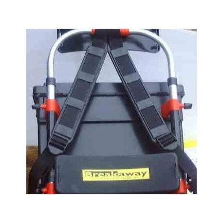 Breakaway seat Box Conversion Back Rest and Pack Frame henrys