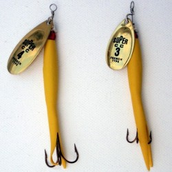 Irish Lures Super C Flying C Yellow Gold Range