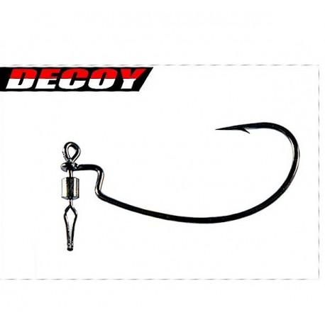 Decoy Worm 117 Drop Shot Hook henrys