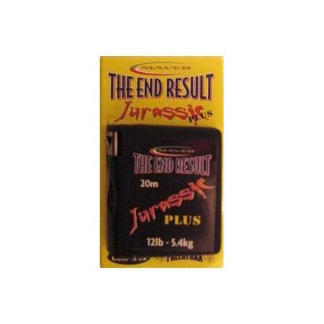 Maver The End Result Jurassic Plus henrys
