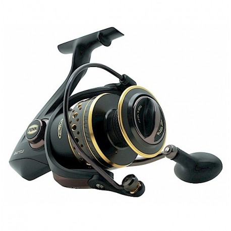 Penn Battle 2000 Reel with spare spool henrys