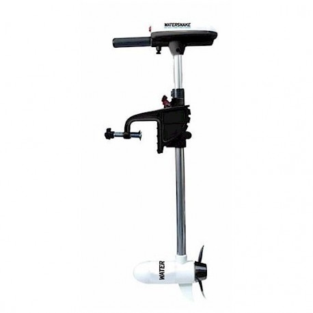 Watersnake 24lb Thrust Electric Outboard MotorEngine henrys