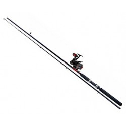 Jarvis Walker Devil 9ft Pier Combo