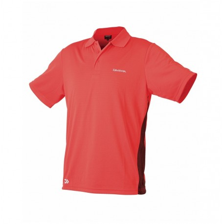 Daiwa Red Polo Shirt henrys