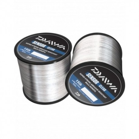 Daiwa Sensor Line Clear Bulk Spool henrys