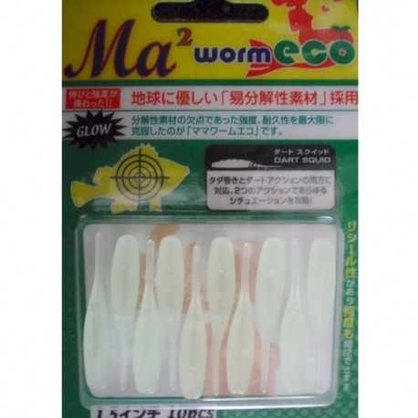 Maria Dart Squid 2 Glow henrys