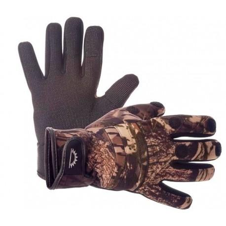 Sundridge Hydra Camo Full Finger Neoprene Gloves henrys
