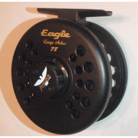 Fenwick Eagle Large Arbour Fly Reel 78 Line henrys