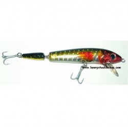 Another Jointed Bass Stick Green Scale Bleeding