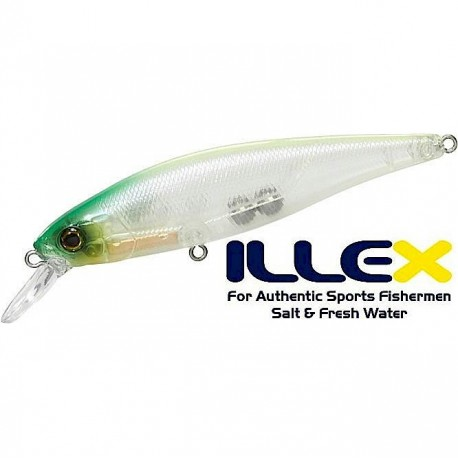 Illex Mag Squad 128SP Spring Charteuse henrys