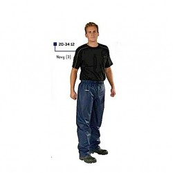 Ocean Comfort Light 170 PU Waterproof Trousers Navy