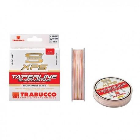 Trabucco S Force XPS Taperline 18lb main to 70lb shock henrys