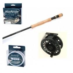 Blackridge Complete Fly Rod Reel Line Combo